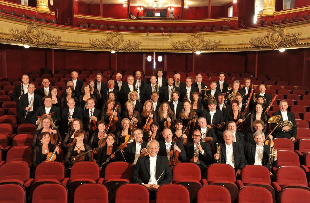 Orchestre de ORW et P.Arrivabeni