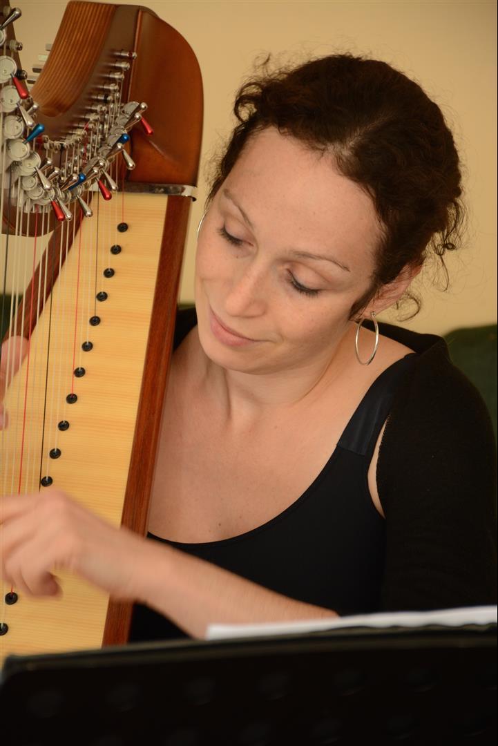 Duo conte et harpe - Primor